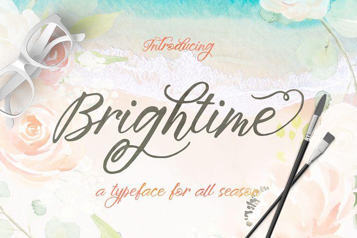 Brightime Script