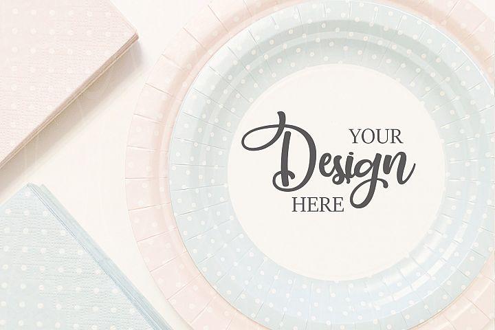 Ring dish mockup Styled Stock Photo Product
