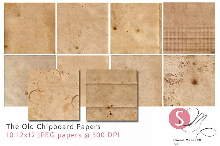 The Old Chipboard Papers