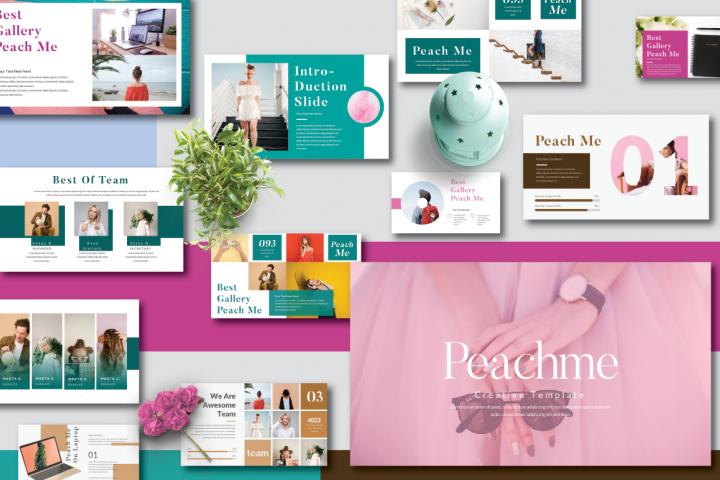 Peachme Powerpoint