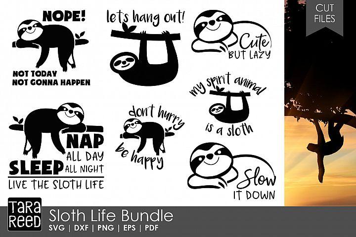 Sloth Life Bundle