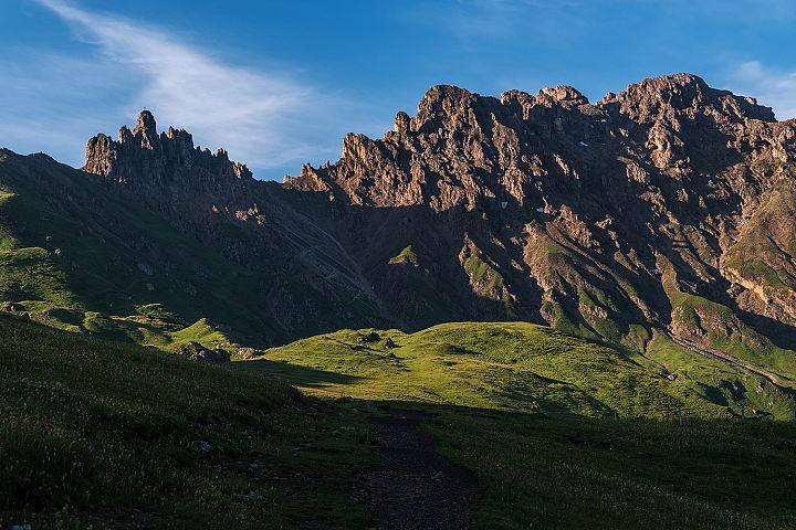 Seiser Alm mountains