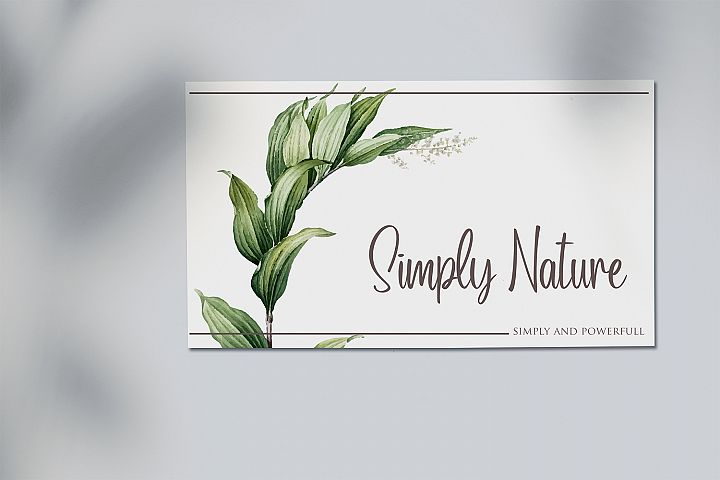 Lovely Script example image 2