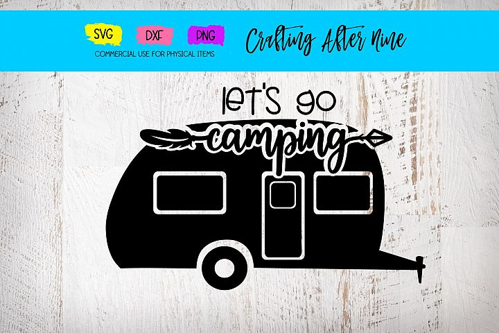 Lets Go Camping, Rv Camper Mountains, Camping Bucket Quotes