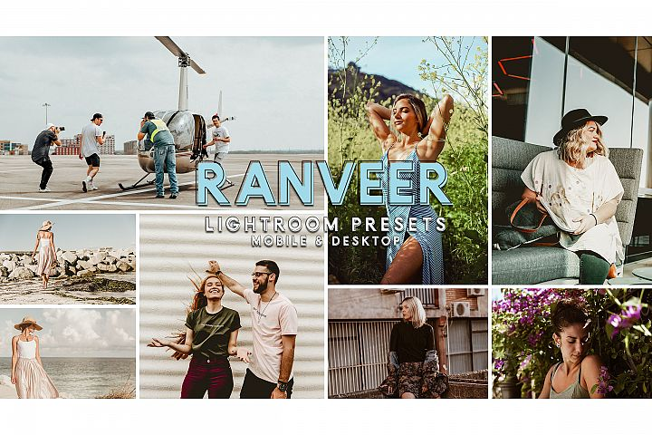 Ranveer - Lightroom Presets