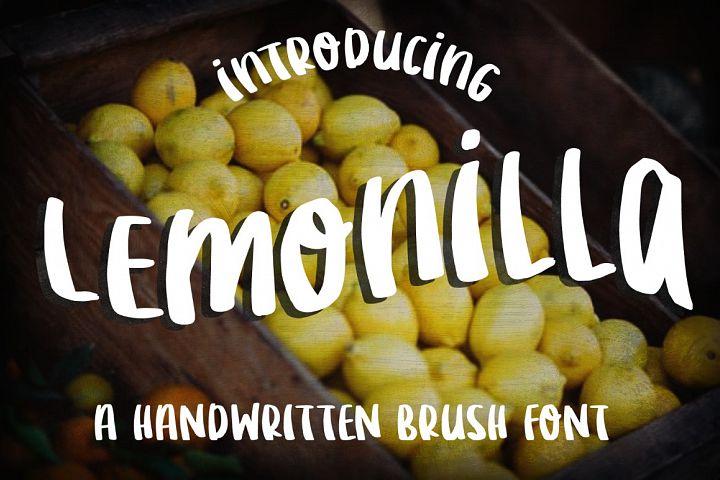 Lemonilla Short