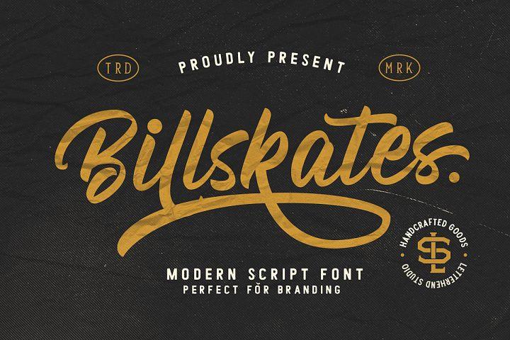 Billskates Script