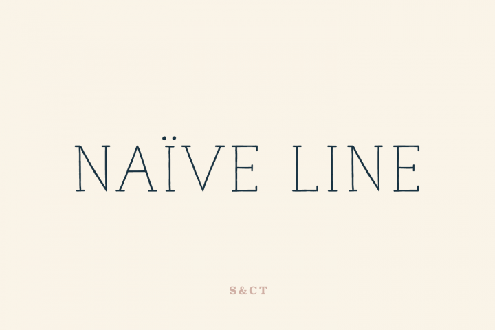 Naive Line Family