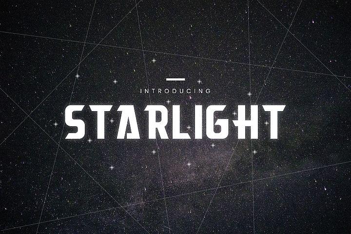 Starlight Stylish Font