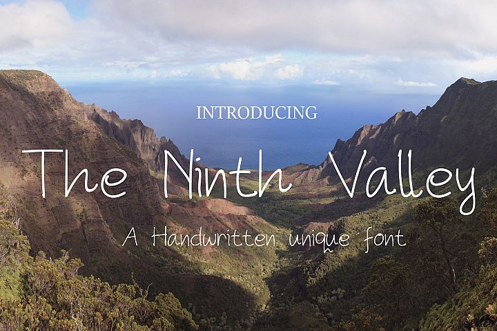 The Ninth Valley