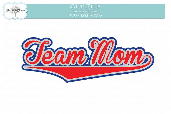 Team Mom Baseball Script