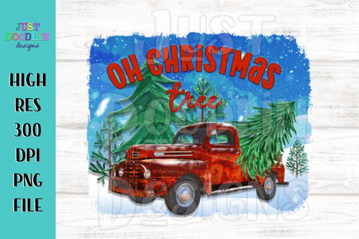 Oh Christmas Tree PNG file | Christmas Design