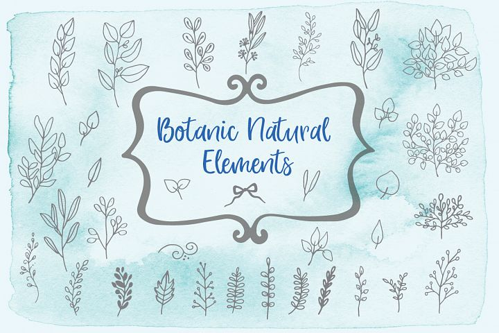 Botanic Natural Elements