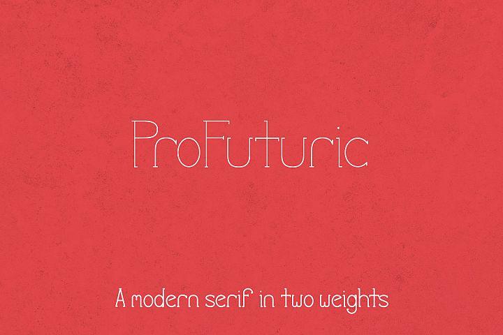 ProFuturic Serif