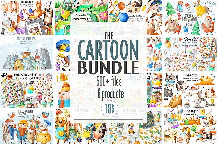 The Cartoon Bundle