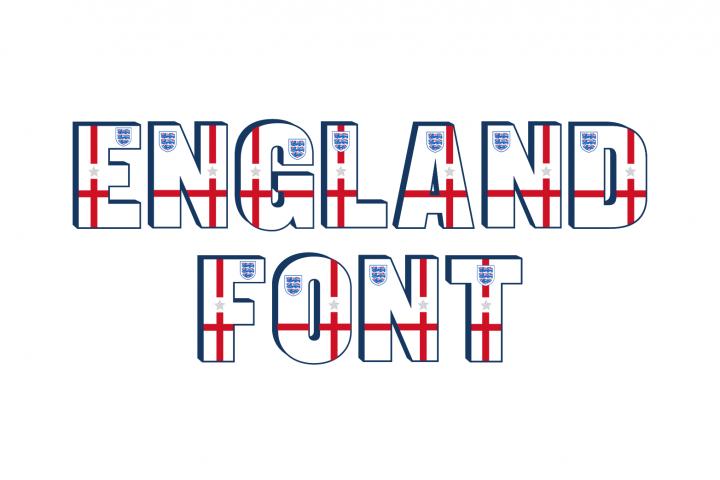 England Font