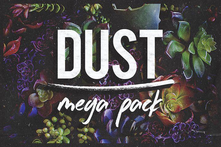 Dust Mega Pack (Extended License)