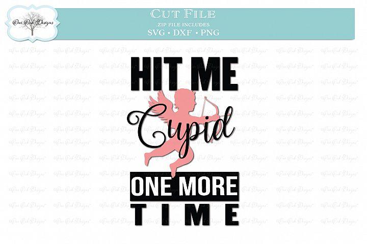 Hit Me Cupid Valentine Design