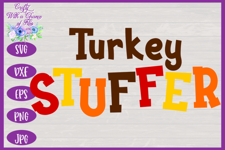 Thanksgiving SVG | Turkey Stuffer SVG | Funny Dad to Be SVG example image 3