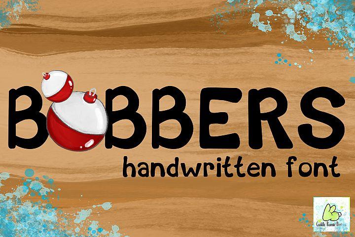 Bobber Handwritten Font!
