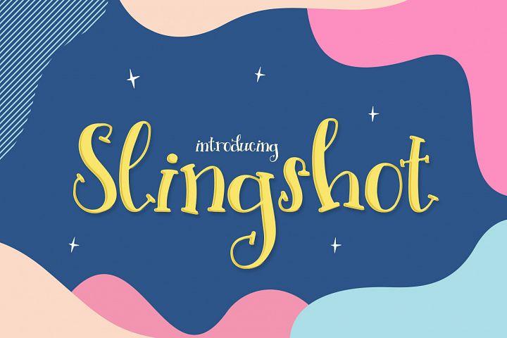 Slingshot Font