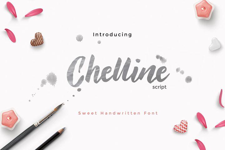 Chelline Brush