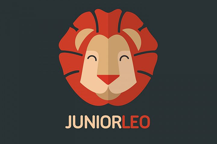 Junior Leo - Logo Template