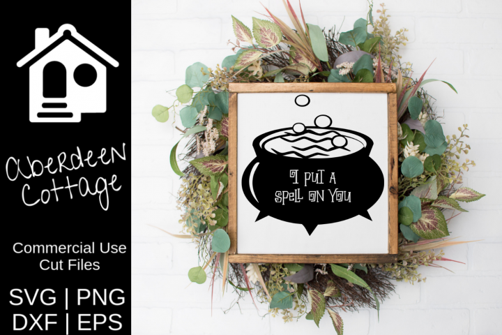 Put A Spell On You 2 SVG