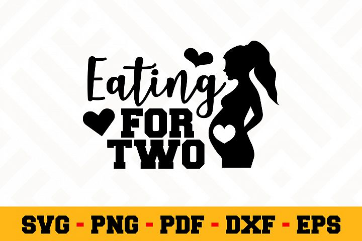 Pregnant SVG Design n536 | Pregnant SVG Cut File