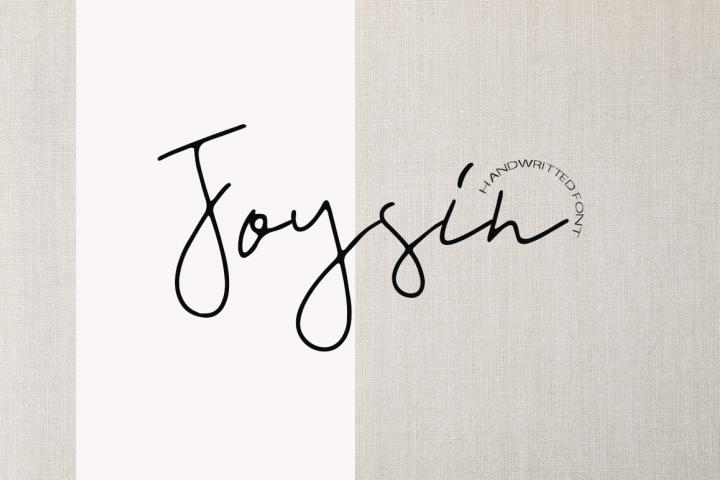 Joysin