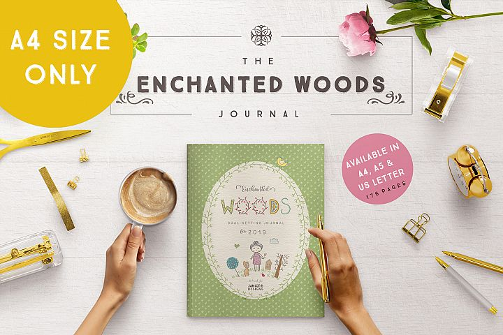 The Enchanted Woods Journal - A4