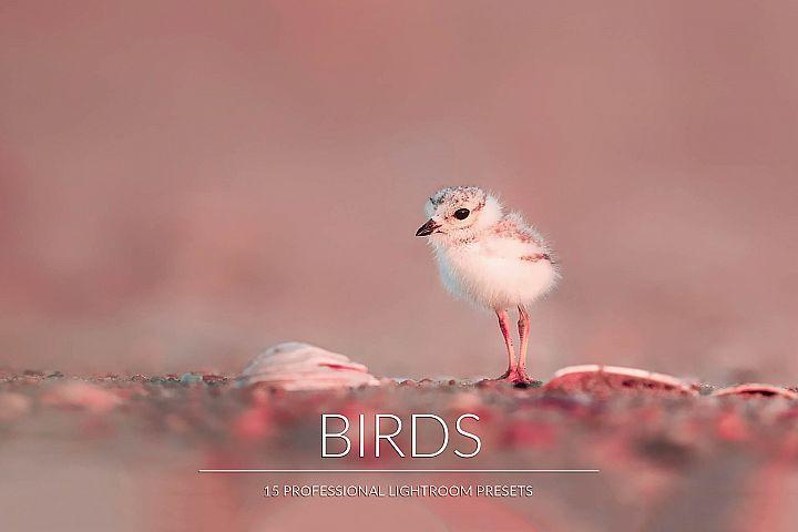 Birds Lr Presets