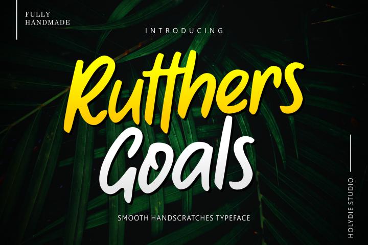 Rutthers Goals