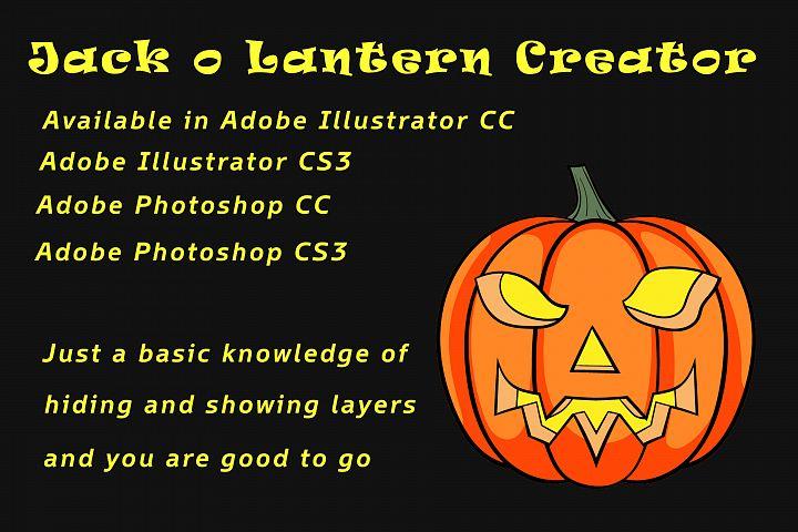 Jack o Lantern Creator