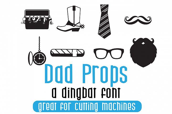 DB Dad Props