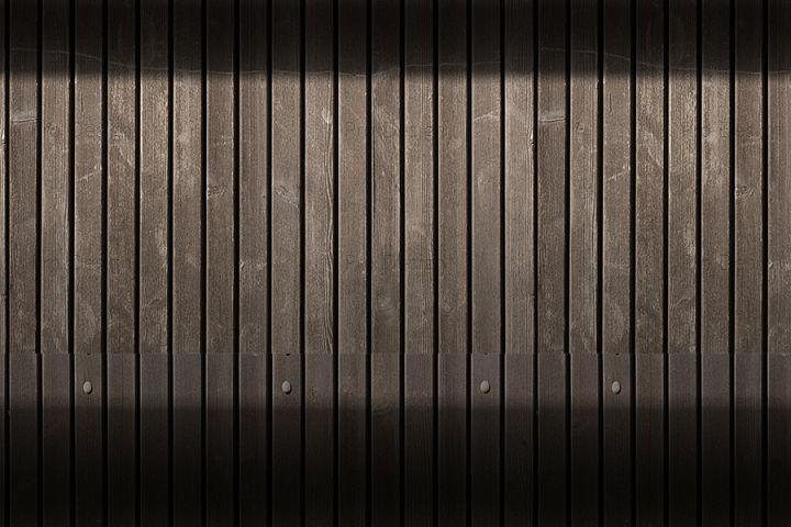 Elegant Wood panels banner background