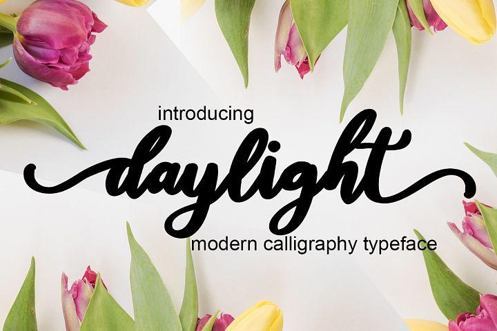 daylight script
