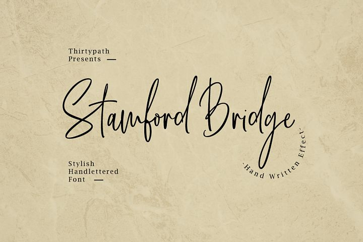Stamford Bridge Script