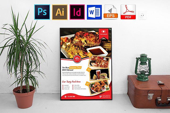 Poster | Restaurant Vol-03