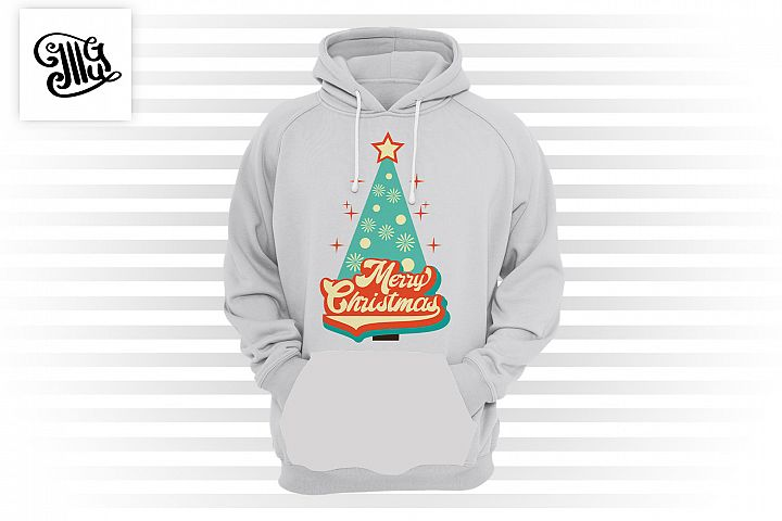 Christmas teen girl svg Merry Christmas