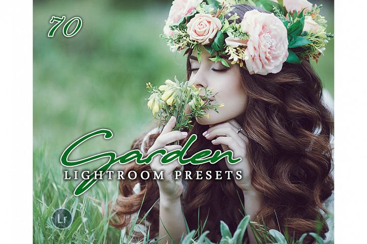 Garden Lightroom Presets