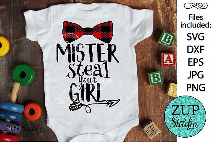 Mister steal your girl SVG Digital Design Cutting file 357