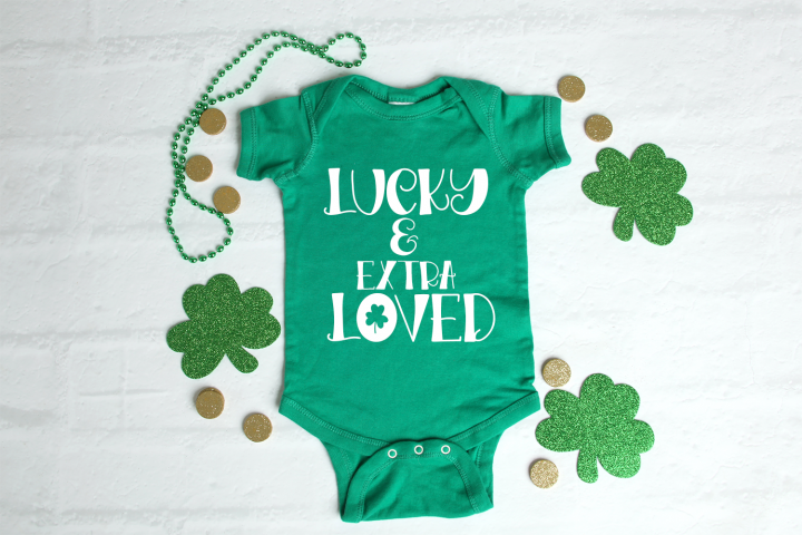 Pinch Proof - A Hand-Lettered St. Patrick's Day Font example image 3