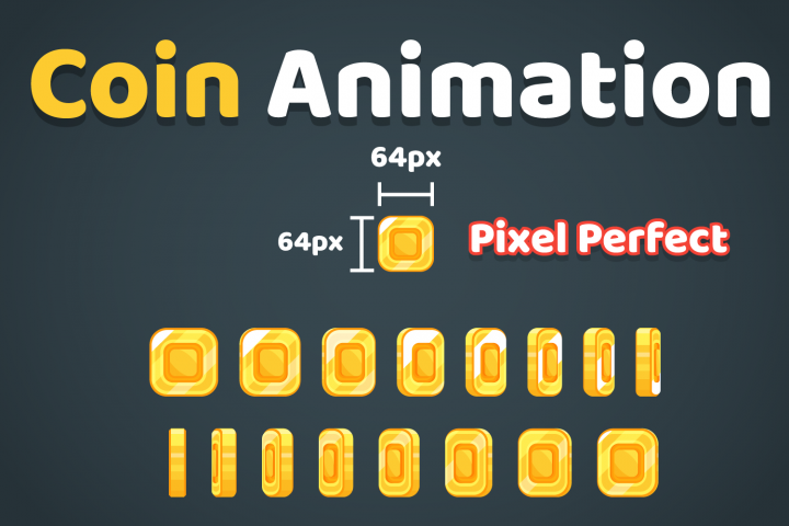 Free Platform Game Assets + GUI example 8