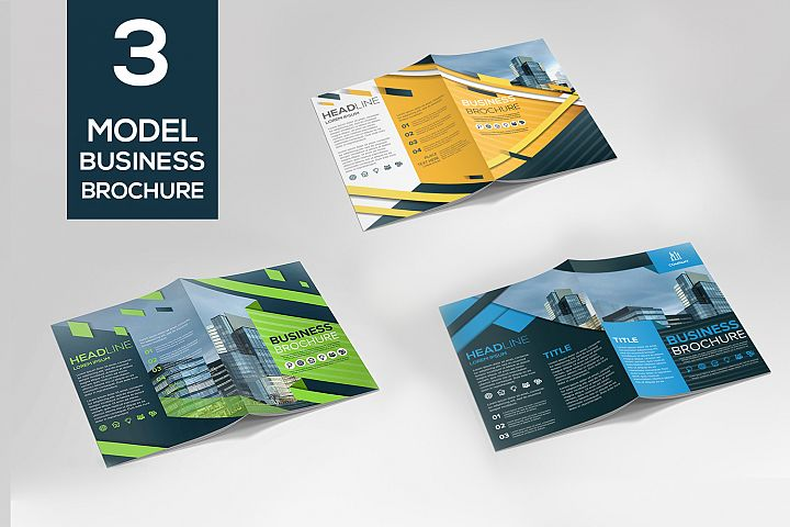 Creative Modren Business Flyer Template Vol. 1