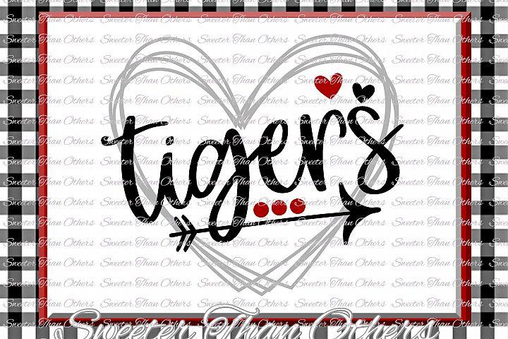 Tigers Svg, Football Tiger, Baseball Tiger, Basketball Tiger