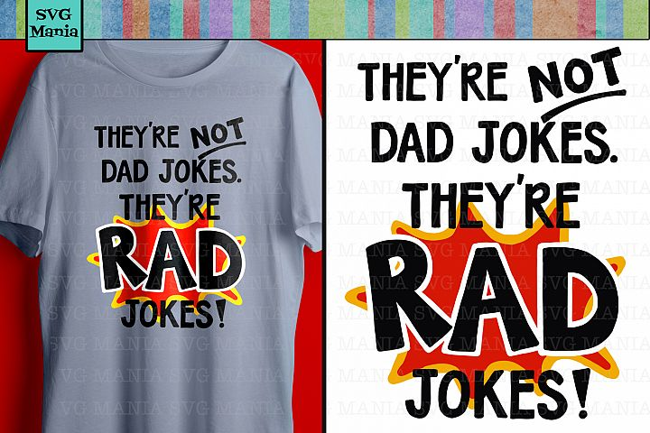 Funny Fathers Day Shirt SVG File, Dad Saying SVG for Cricut