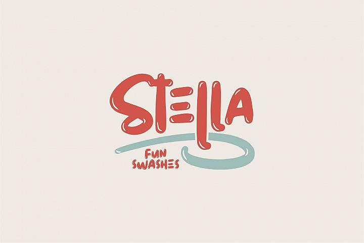 STELLA Fun Fonts