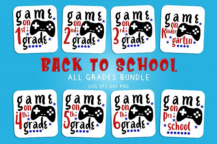 All Grades Back To School Bundle