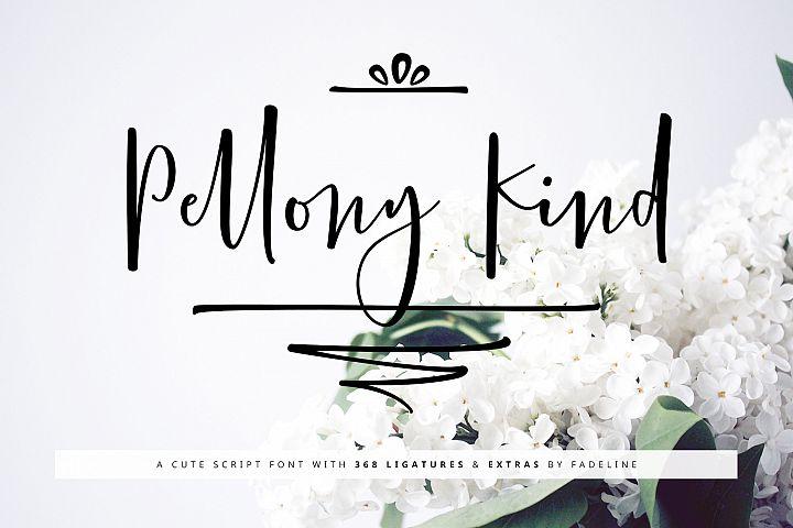 Pellony Kind Cute + Extras